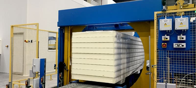 PIR Sandwich Panel Machine